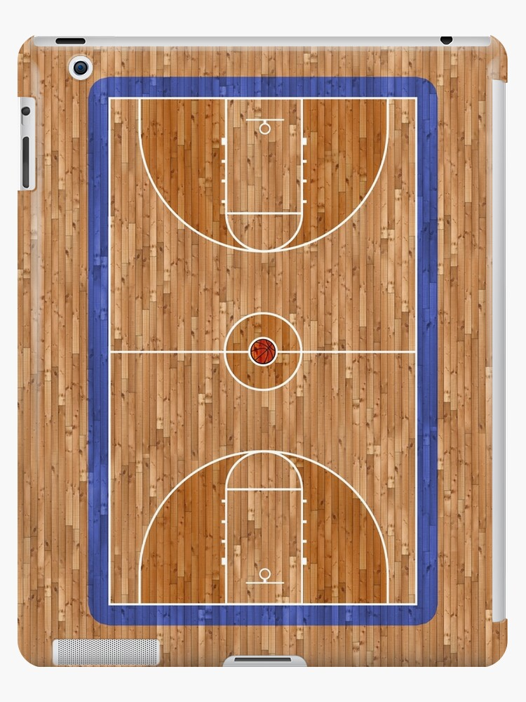 Basketball Court by PixelRider
