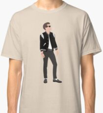 Get On Your Dancing Shoes Alex Turner Classic T-Shirt