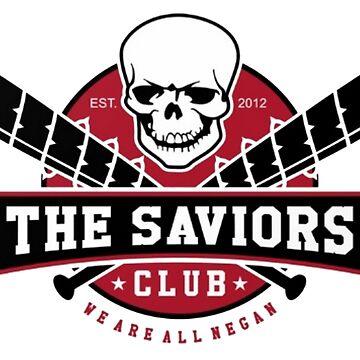 The Saviors Club - The Walking Dead Lucille - Negan de Cudge82