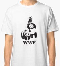 WWF - Chair Shot Classic T-Shirt