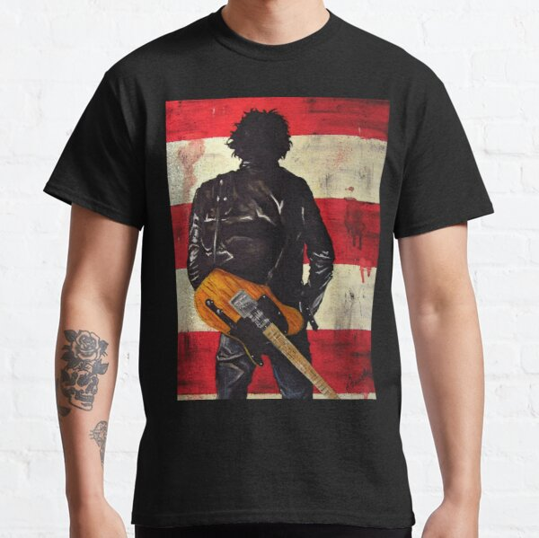 Bruce Springsteen Camiseta clásica