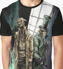 Fear and Madness Graphic T-Shirt