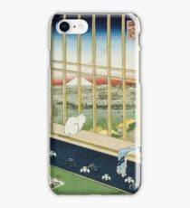 Hiroshige - Asakusa Rice Fields During The Festival Of The Cock iPhone Case/Skin