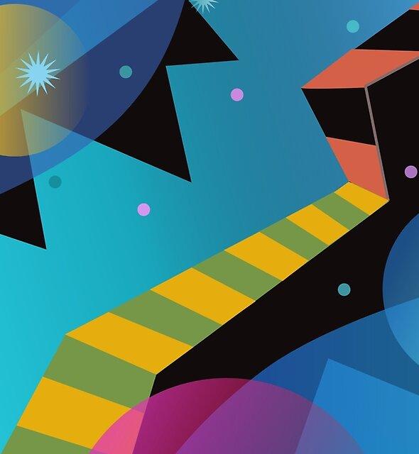 Stairway to Stars by Pat Alexander