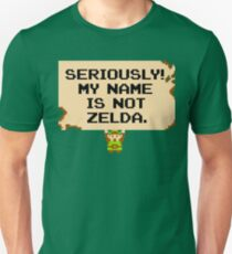 My Name Is Not Zelda T-Shirt