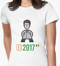 Ireland 2017 Womens Fitted T-Shirt