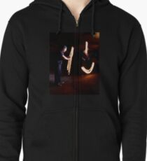 Fireplay 2 - Halloween, Derry 2012 Zipped Hoodie