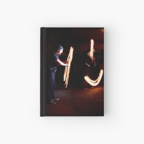 Fireplay 2 - Halloween, Derry 2012 Hardcover Journal