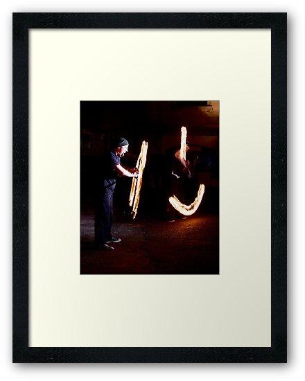 Fireplay 2 - Halloween, Derry 2012 by George Row