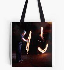 Fireplay 2 - Halloween, Derry 2012 Tote Bag