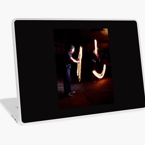 Fireplay 2 - Halloween, Derry 2012 Laptop Skin