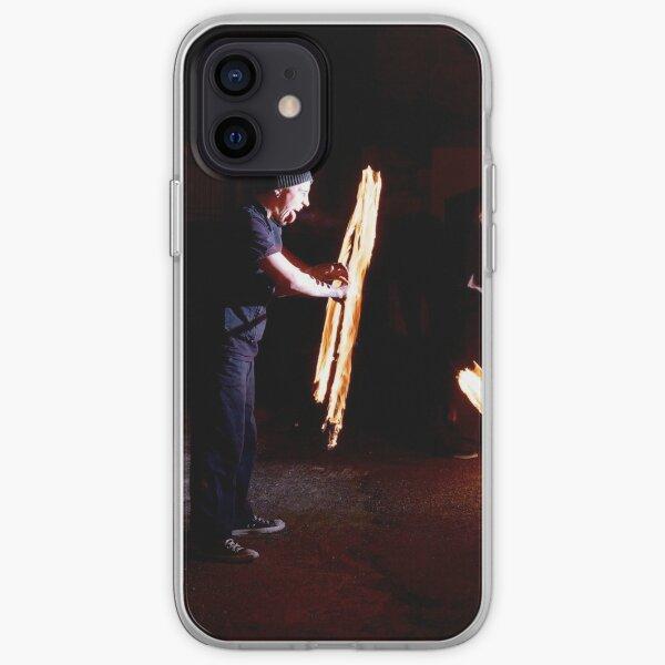 Fireplay 2 - Halloween, Derry 2012 iPhone Soft Case