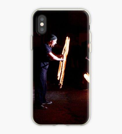 Fireplay 2 - Halloween, Derry 2012 iPhone Case