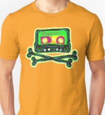 Pirate Bay Neon Cassette Tape T-Shirt
