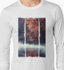 Nature*s Mirror - Fall at the River T-Shirt