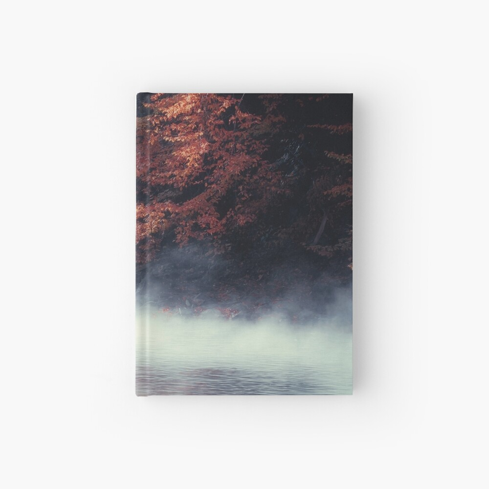 Nature*s Mirror - Fall at the River Hardcover Journal