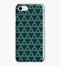 Triangle Geometric Pattern (Triangles) iPhone Case/Skin
