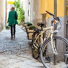 Alley in Sorrento by dbvirago