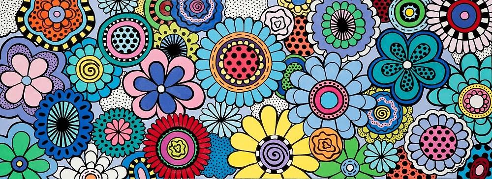 One Yellow Bloom by Beth Ann  Scott