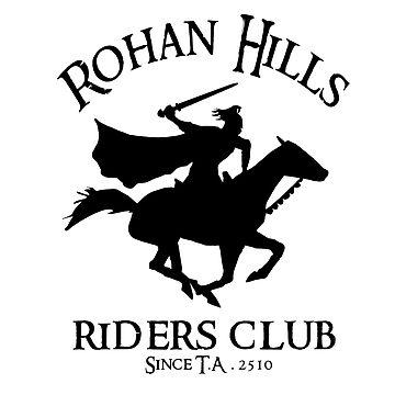 Rohan Hills Riders Club by danel3188