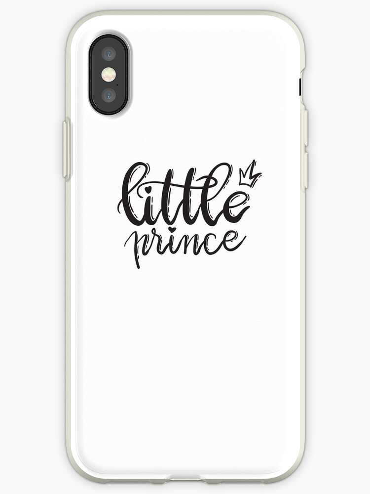 coque iphone xs petit prince
