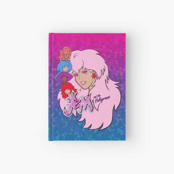 Jem and the Holograms Vs The Misfits Hardcover Journal