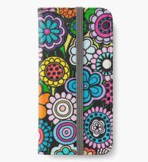 Polka Dot Bouquet iPhone Wallet/Case/Skin