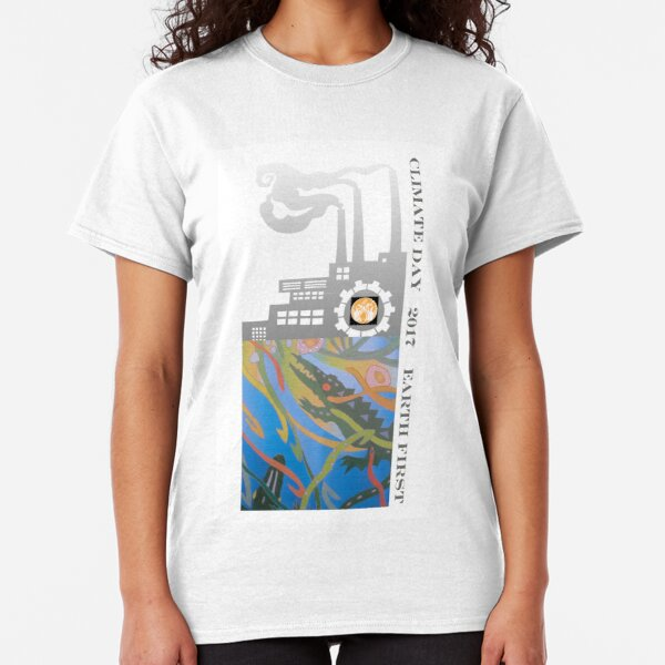 Climate Day 2017 Earth Matters Classic T-Shirt