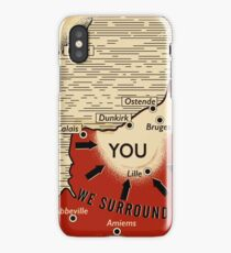 We Surround You iPhone Case/Skin