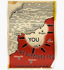 We Surround You Poster