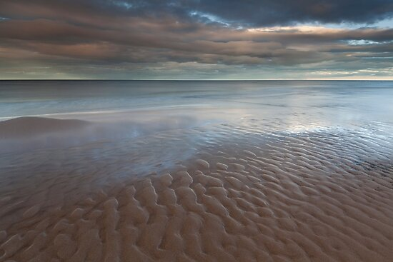 sand ripples, newburgh by codaimages