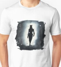 Catwoman - Watercolour Design Unisex T-Shirt