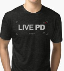 Live PD Rec Tri-blend T-Shirt