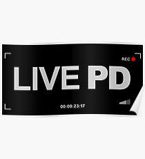 Live PD Rec Poster