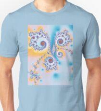 Soft Spiral Pattern Unisex T-Shirt