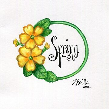 Spring by Parnilla