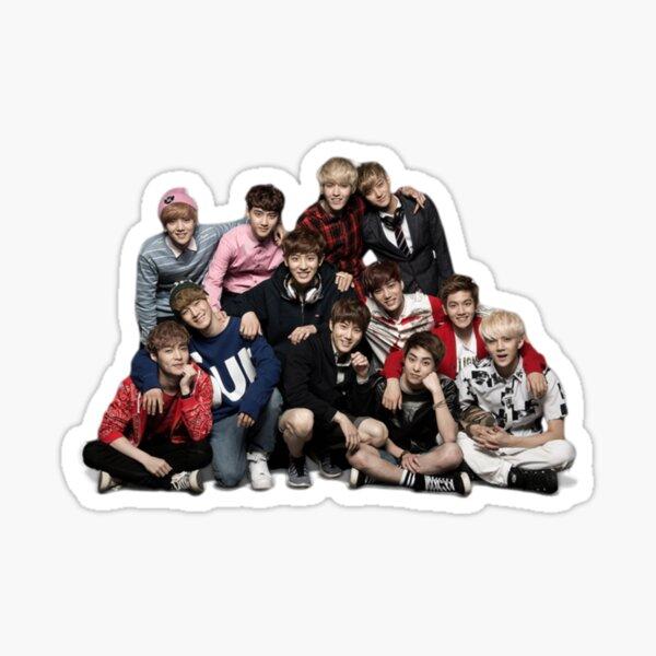 EXO ot12 Sticker