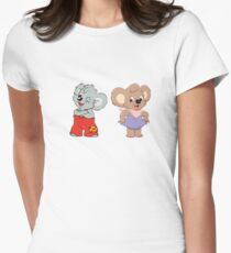 Blinky Bill Womens Fitted T-Shirt