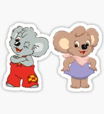 Blinky Bill Sticker