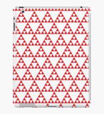 Triangle Geometric Pattern (Triangles) iPad Case/Skin