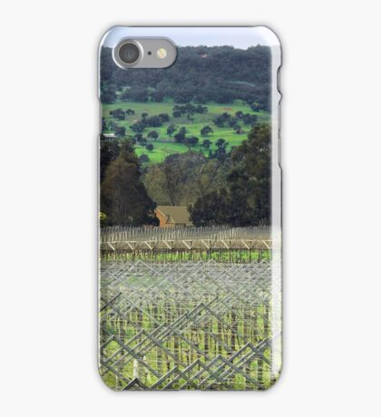 Swan Valley Winery iPhone Case/Skin