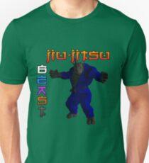 Jiu-Jitsu Beast Rhino Unisex T-Shirt