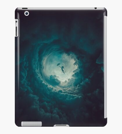 Stronger... (Round Things) iPad Case/Skin