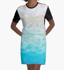 Das Leben ist ein Strand ... T-Shirt Kleid