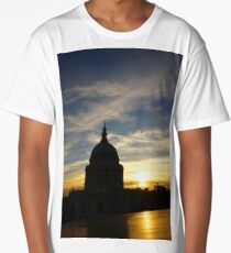 St Paul's Cathedral, London, England Long T-Shirt