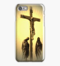 Women At The Cross (see NEW Revision In Description) iPhone Case/Skin