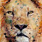 Lion by Bakamuna