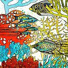 Coral Reef1 by Bakamuna