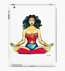 Zen Superhero iPad Case/Skin
