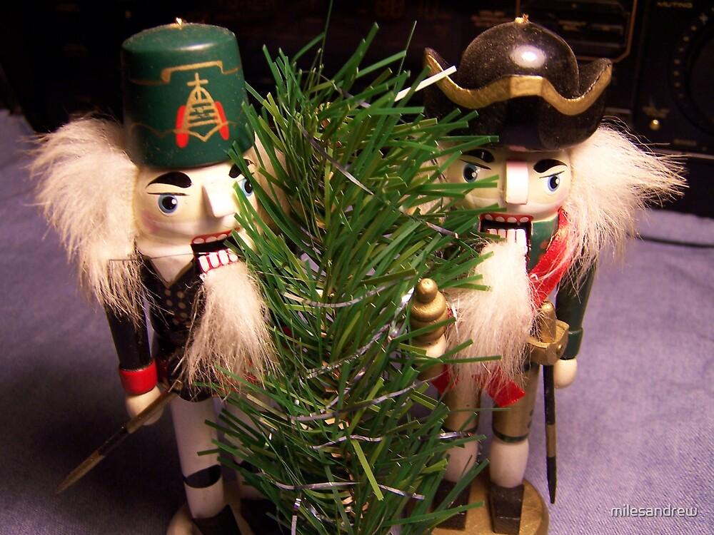 christmas tree by milesandrew